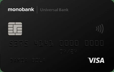 monobank card